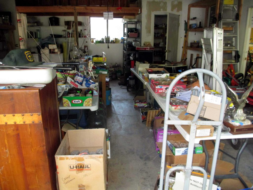 Garage - Before